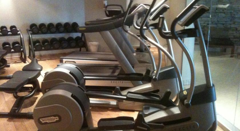 Fitness center Havsdalsgrenda Geilo