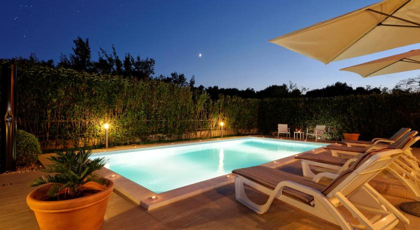 Swimming pool Apartment Villa ViGo