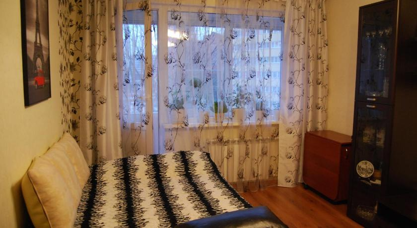 Double Room with Shared Bathroom Guest House on Kotelnikova