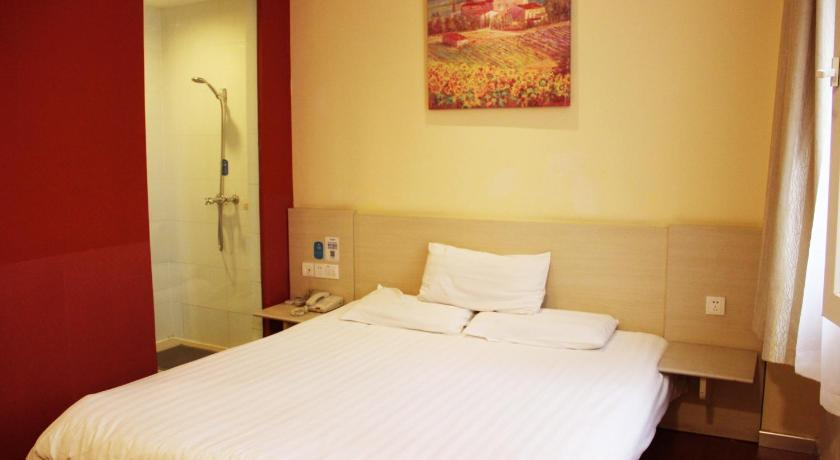 Mainland Chinese Citizens - Double Room A - Guestroom Hanting Express Shanghai Jinshan Shihua Branch