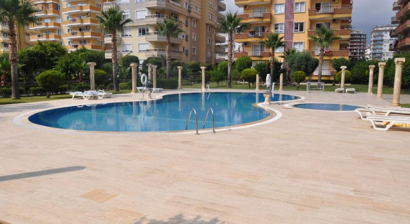 Two-Bedroom Apartment - Swimming pool Cebeci Apartments - CedOffice