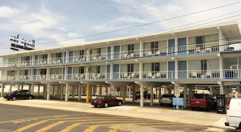 ดูทั้งหมด 16 รูป Boardwalk Kings Inn - Wildwood Oceanfront