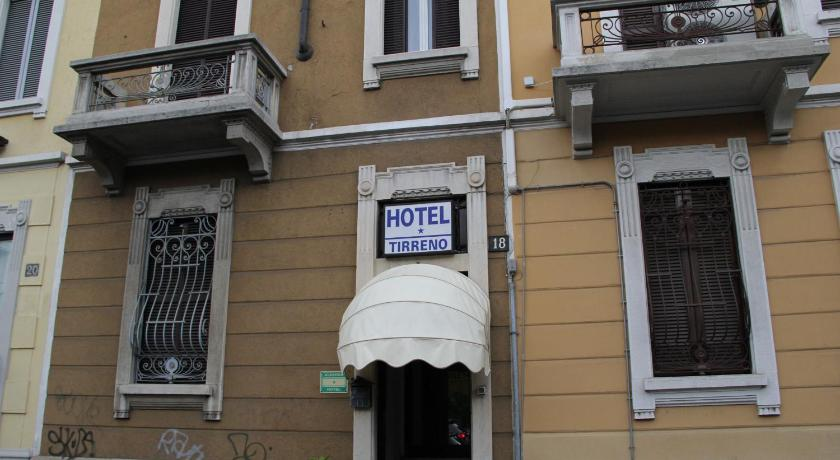 Hotel Tirreno im Detail