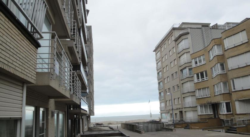 Apartament amb Vistes al Mar - Entrada Appartement Koksijde
