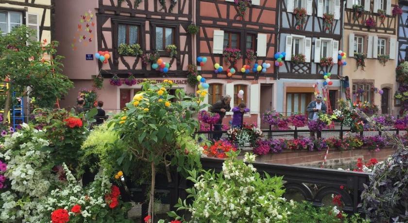 Les Appartements de Home Petite Venise 11 Quai de la Poissonnerie Colmar