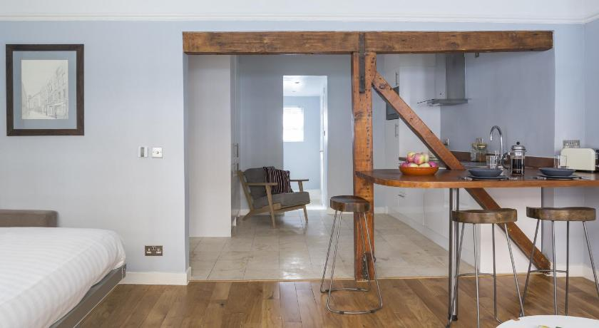 Studio-Apartment - New Row II  onefinestay - Covent Garden private homes