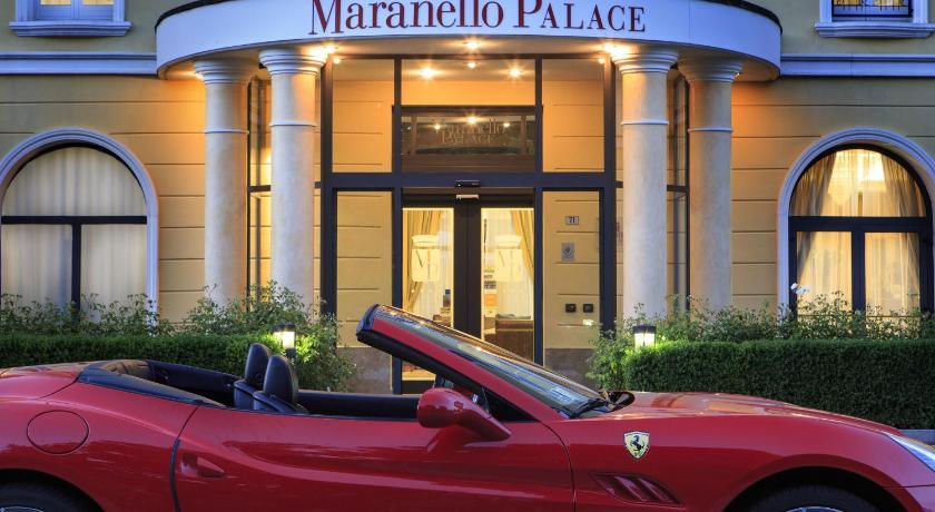 More About Maranello Palace