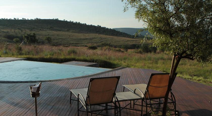 Swimming pool Maropeng Boutique Hotel