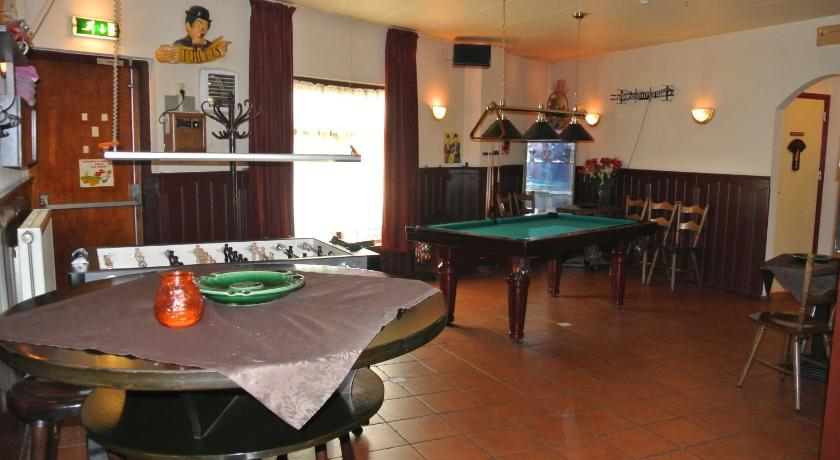 Hotel Pension de Bourgondier