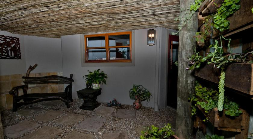 balkon/terasa Wind Song Cottage