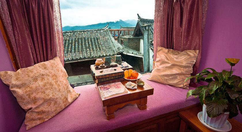 Mainland Chinese Citizen -  Double Room 205 Lijiang fairy Boutique Inn - Myth shop