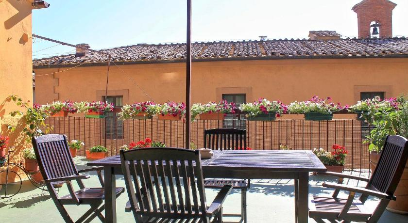 Best Price on La Terrazza Di Montepulciano in Montepulciano + Reviews!