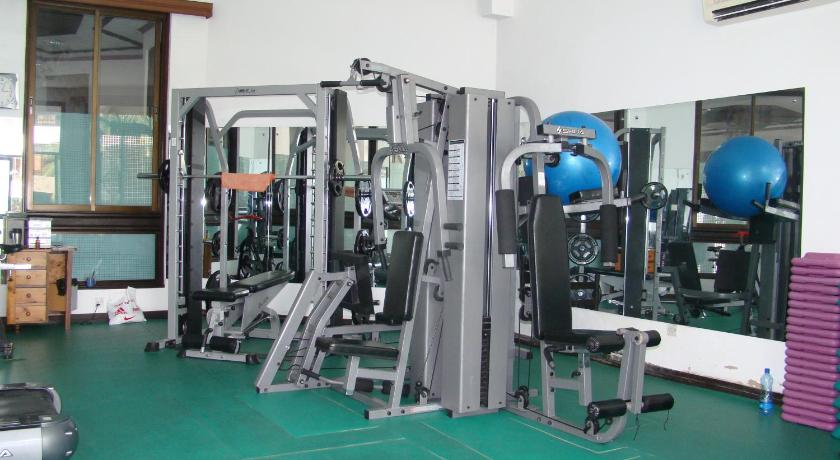 Fitnesscenter Baobab Holiday Resort