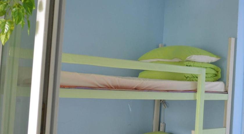 Mainland Chinese Citizens - Bed in 4-Bed Dormitory Room Shenzhen Be Young Hostel
