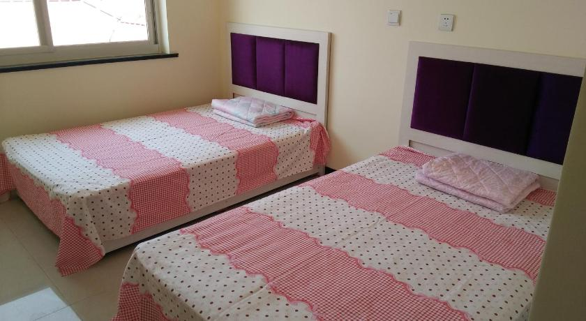 Mainland Chinese Citizens-Twin Room with Private Bathroom Yihongchen Homestay