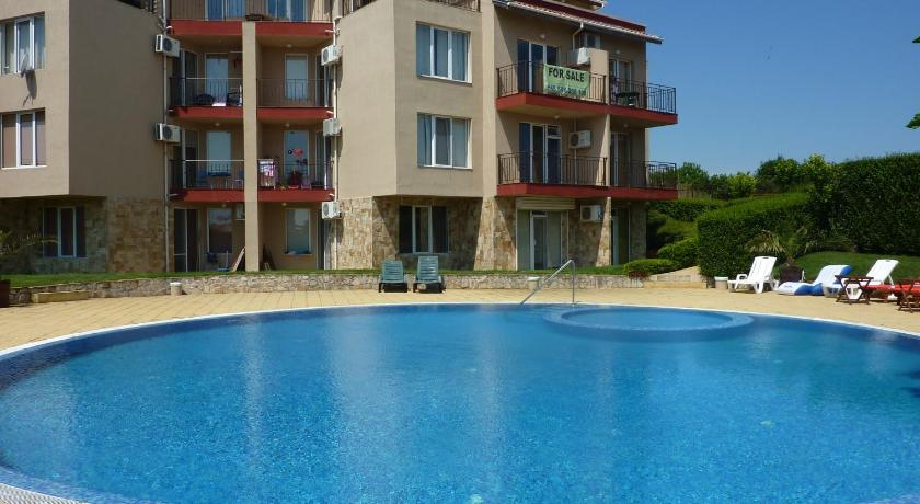 Swimming pool Villa Izgrev