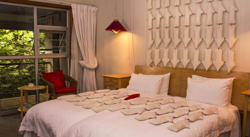 Standard double room with shower - Guestroom Graskop Hotel