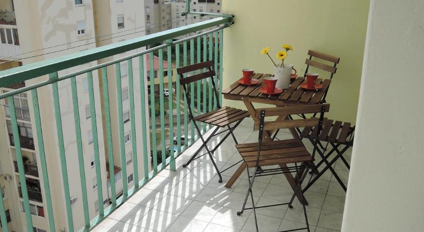 Balcony/terrace Apartment Zadranina