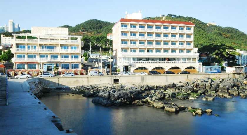 Blue Beach Hotel South Korea