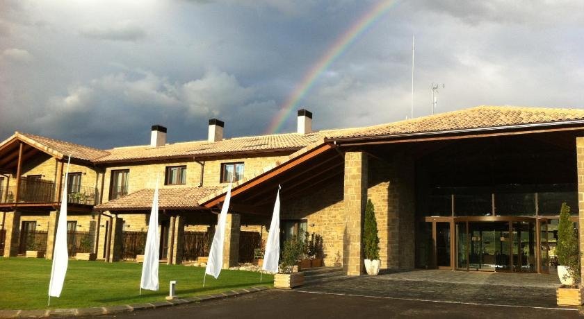 hoteles con encanto en huesca  234