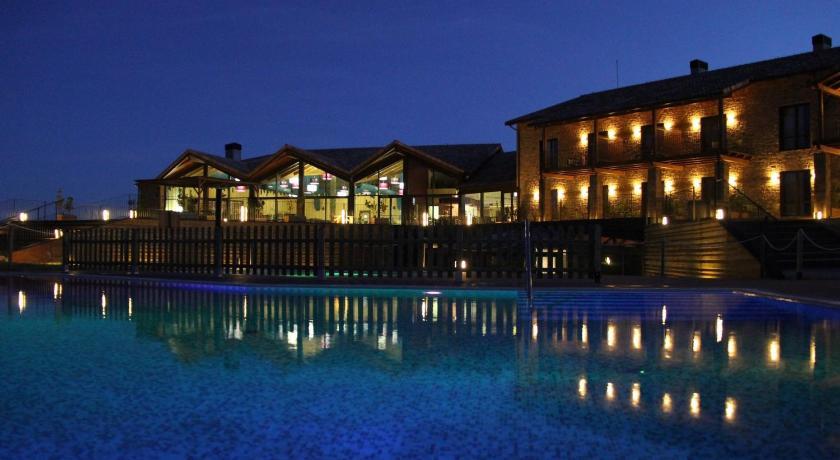 hoteles con encanto en murillo de gállego  51