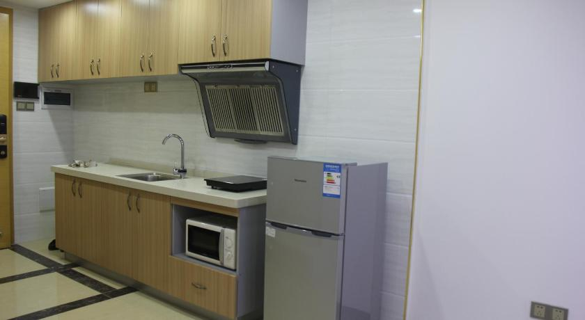 See all 24 photos Private Enjoy Home Apartment - Shiqiao Metro Station