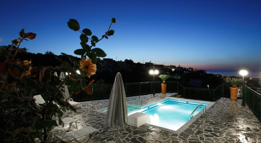 Villa with Private Pool-Themis I Themis Villa
