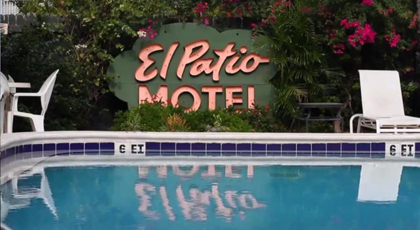 Lovely El Patio Motel. 800 Washington Street, Key West ...