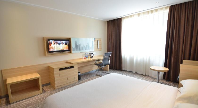 Mainland Chinese Citizens - Double Room - Guestroom City Comfort Inn Wuhan Internaitonal Expo Center