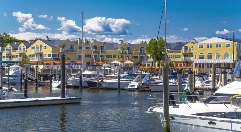 More About Saybrook Point Inn Marina Spa