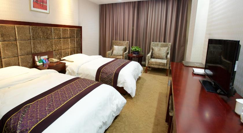 Twin Room - Guestroom Ruge Business Hotel