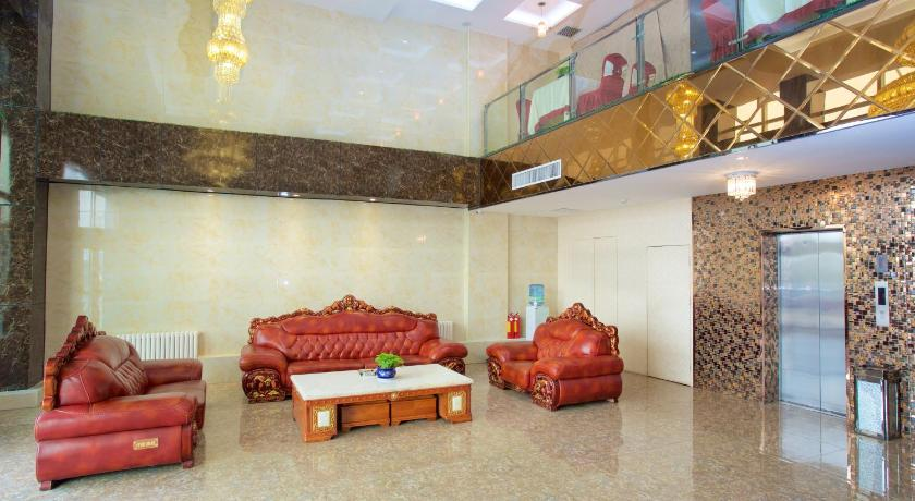 Lobby Ruge Business Hotel