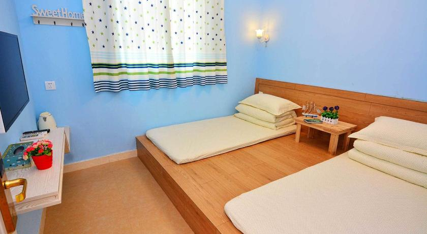 Japaness Style Twin Room - Δωμάτιο Xiamen Shinian Seaside Holiday Hotel