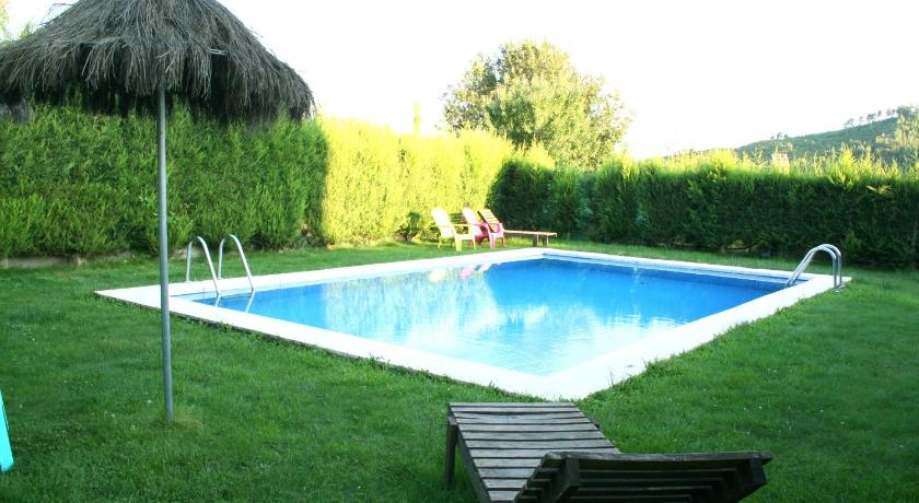 Swimmingpool Hotel Rural Los Trobos