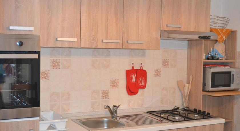 Two-Bedroom Apartment - kitchen Apartment Jakov
