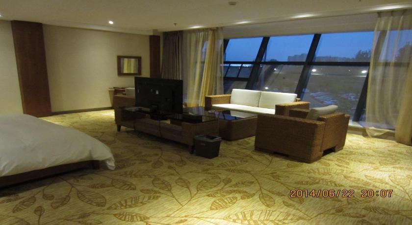 Chinese Mainland Citizens - Deluxe Twin Room - Gästrum Ranlian Hotel