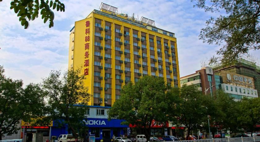 Tai'an Luke 88 Business Hotel Dadu