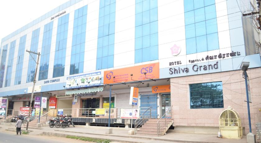 Vchod Hotel Purplepatch Shiva Grand