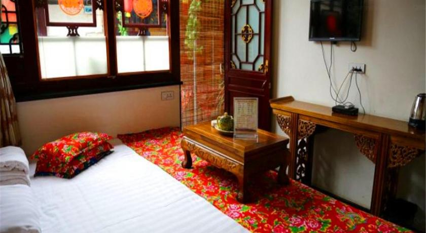 Mainland Chinese Citizens - Kangbed Deluxe Room Pingyao De Yi Chang Folk Inn