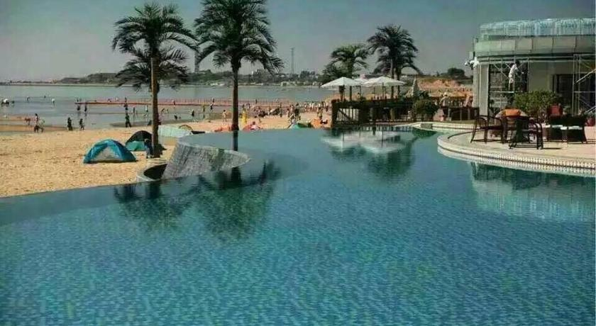 Swimmingpool Hulu Island Shunxin Sea View Apartment
