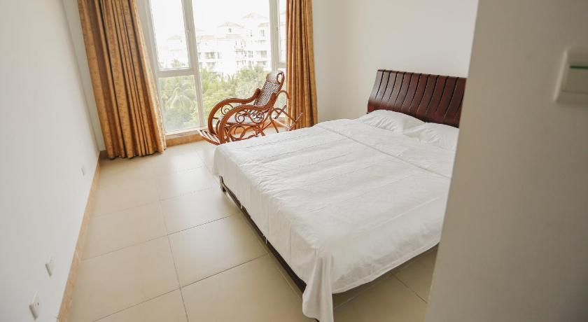 Mainland Chinese Citizens - Two-Bedroom Suite with Sea View and Kitchenette Sanya Letaoxuan Seaview Apartment