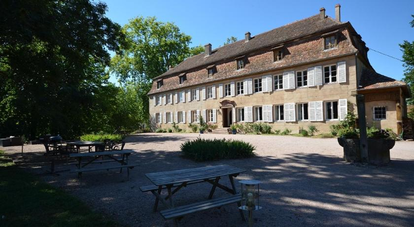 Chambres d'hôtes Château De Grunstein rue De Benfeld, en face du n° 51 Stotzheim