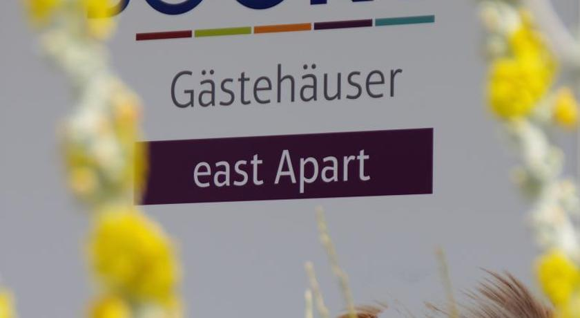 BOOK-IT Gästehäuser east Apart