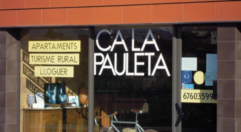 Apartaments Ca La Pauleta Avinguda Catalunya, 46 L' Espluga de Francolí