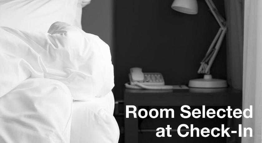 Room Selected at Check-In Holiday Inn Express Seaford-Route 13
