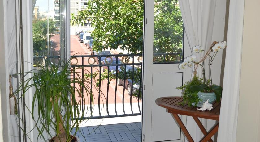altan/terrasse Lie Apartment