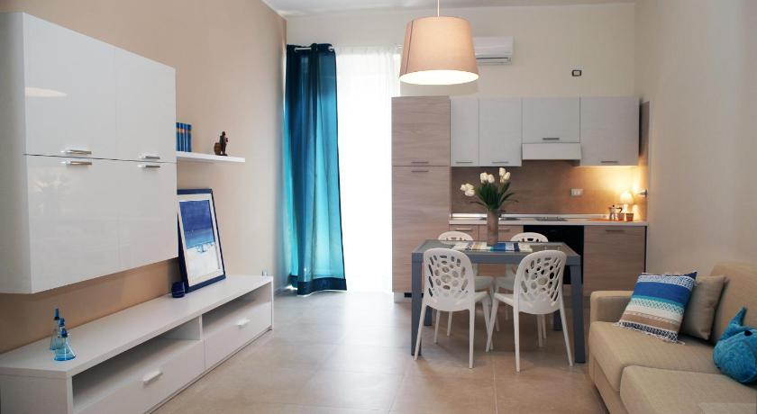 Two-Bedroom Apartment Sopravento Apartment Corso Cavour