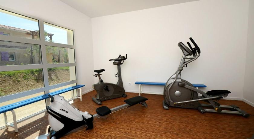 Fitness center Odalys Residence Le Mas des Alpilles