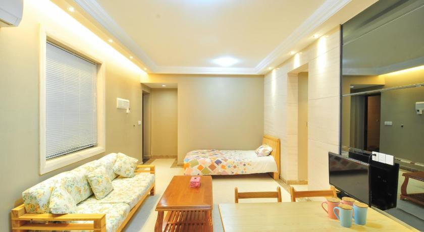 Mainland Chinese Citize-180 Suite with Sea View Sanya No.5 Love Theme Apartment