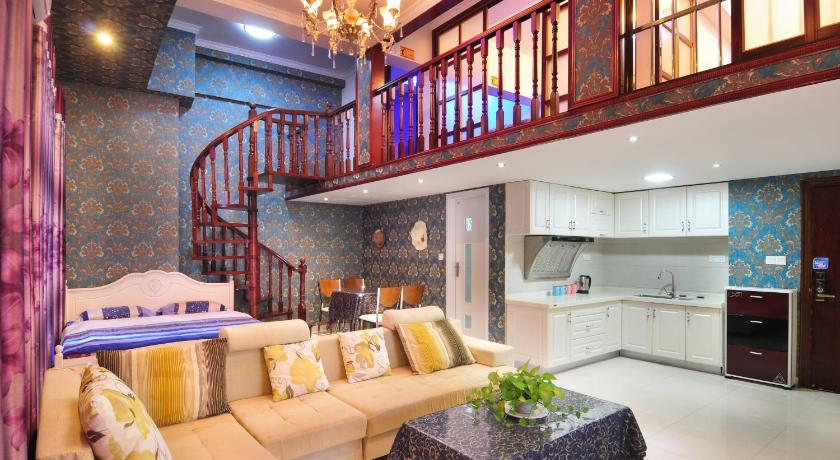 Sanya No.5 Love Theme Apartment